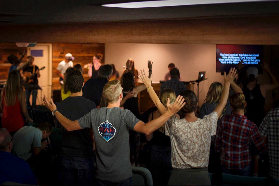Live in a missions-focused community. -
