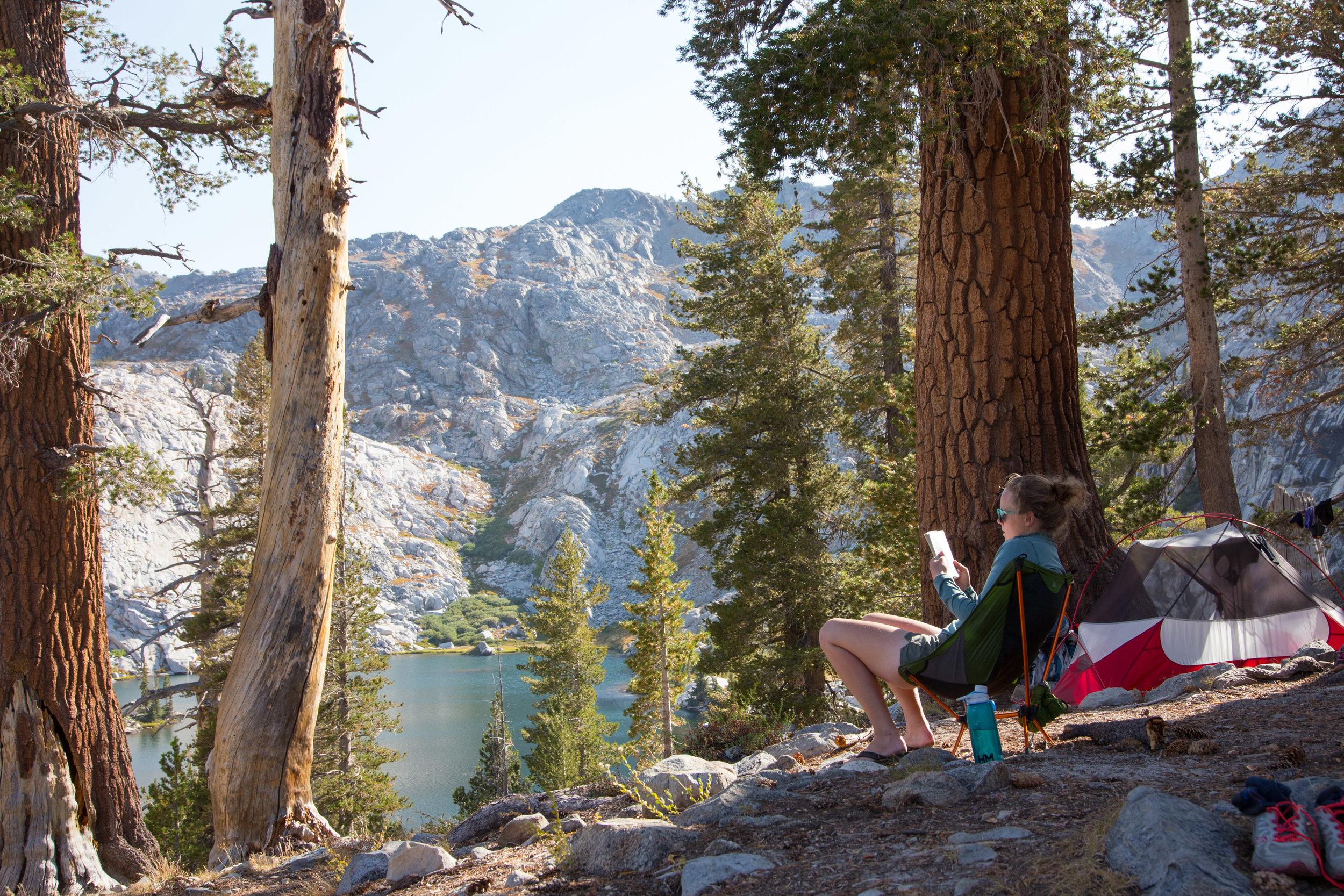 YWAM Yosemite Camping