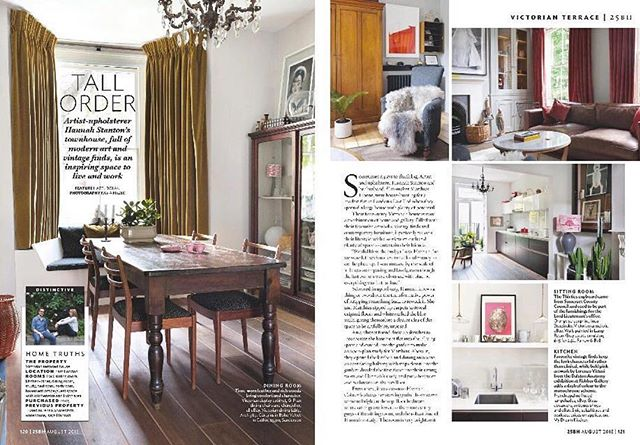 #Repost @kfiszerfoto ・・・ Still one of my favourite! @_hannah_stanton and @matthiashoene's house in the current issue of @25beautifulhomes 🙌  Words: Hazel Dolan