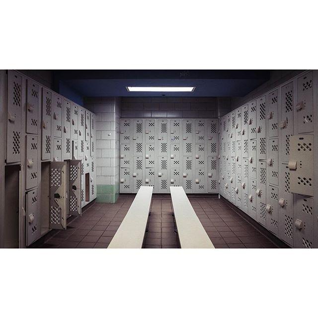 Locker room chiqué 🎬