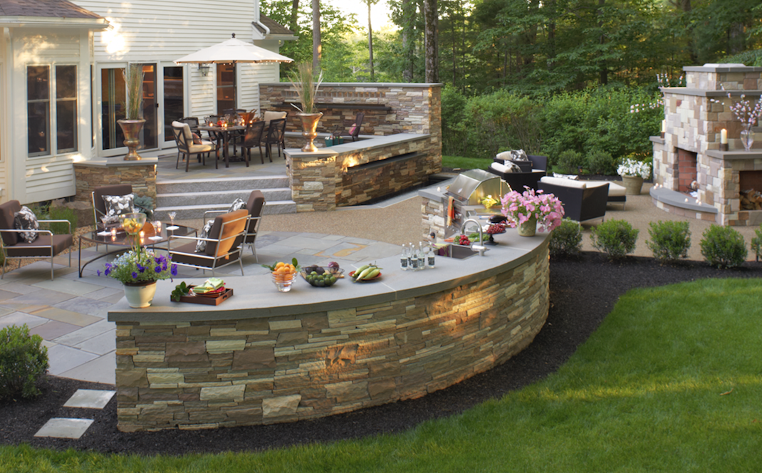 Top landscape design Hillsborough County NH
