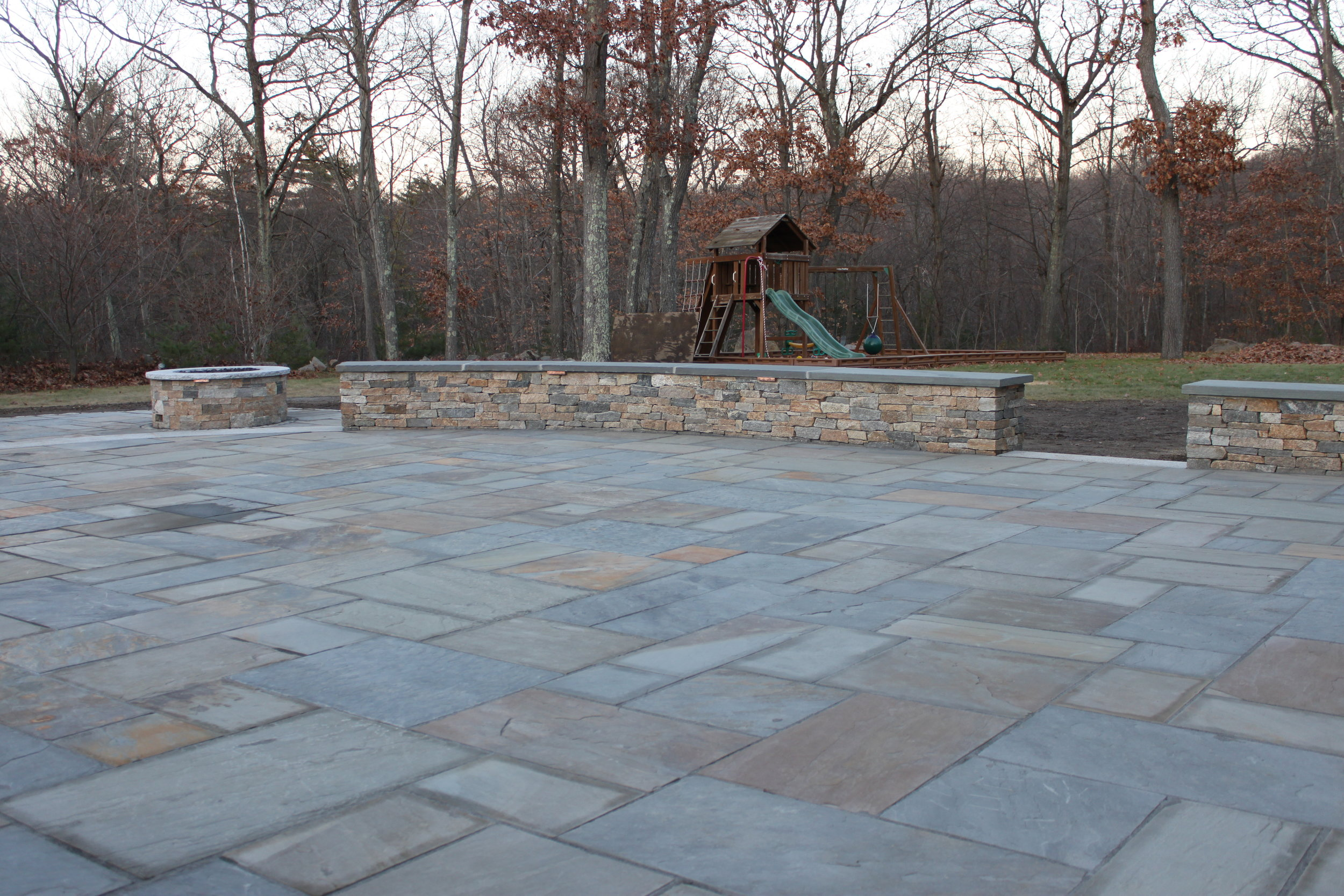 Landscape design by certified landscaper in Concord, NH