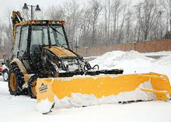 Snow and ice management in Waltham, MA
