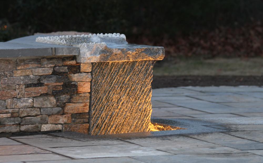 Best fire pit landscape design Lexington, Massachusetts, United States