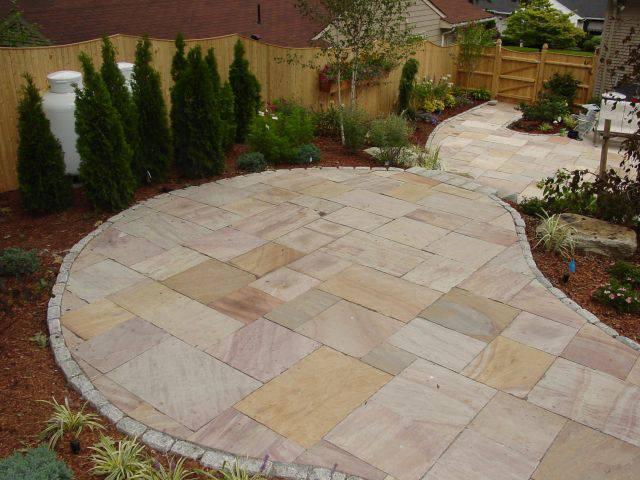 Bluestone, Flagstone, or Concrete Pavers in NH?