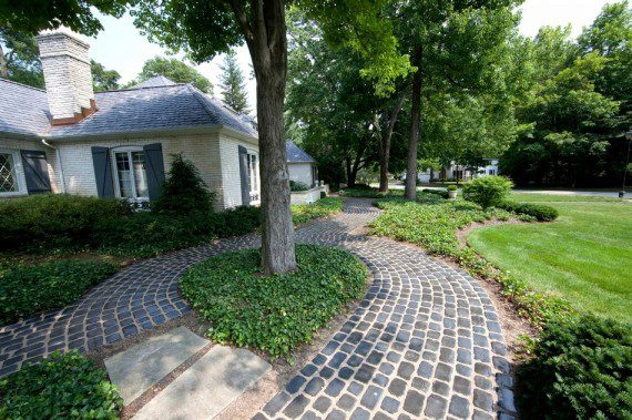 Matching Your Walkway Paver to Your Landscape Design Style in Amherst NH