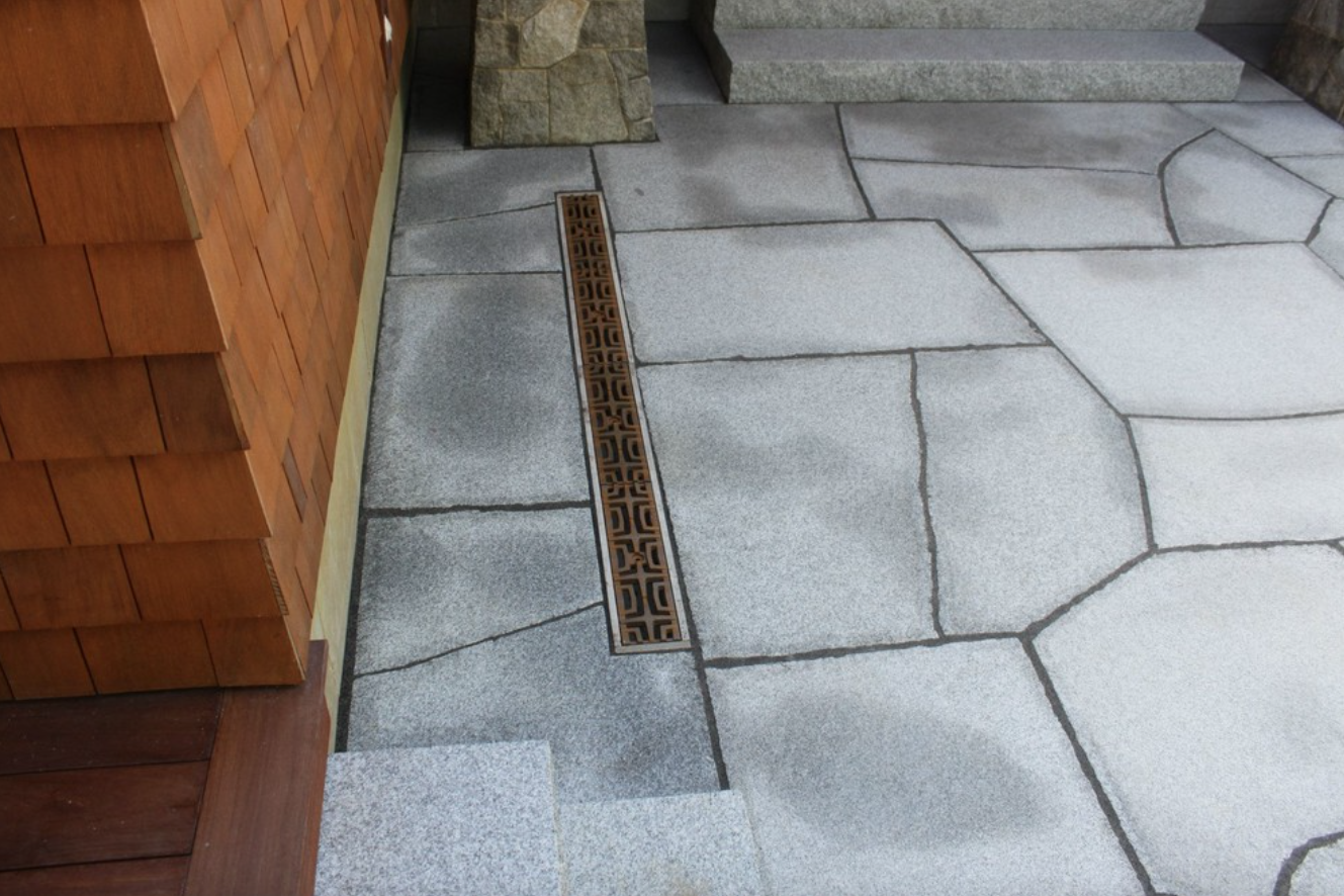 Top patio pavers by landscaper in Hollis, NH