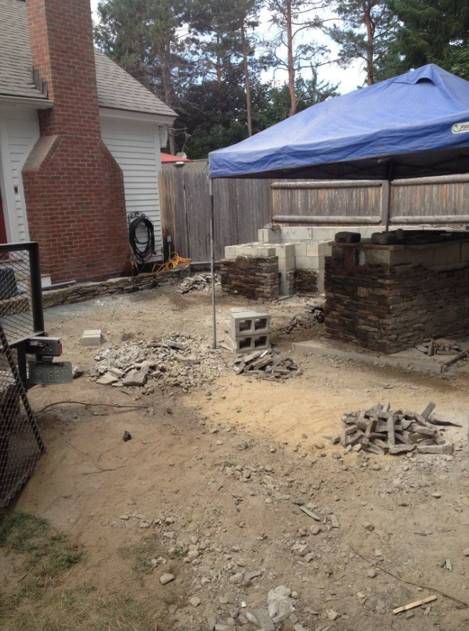 Landscaping services including masonry | Amherst, NH