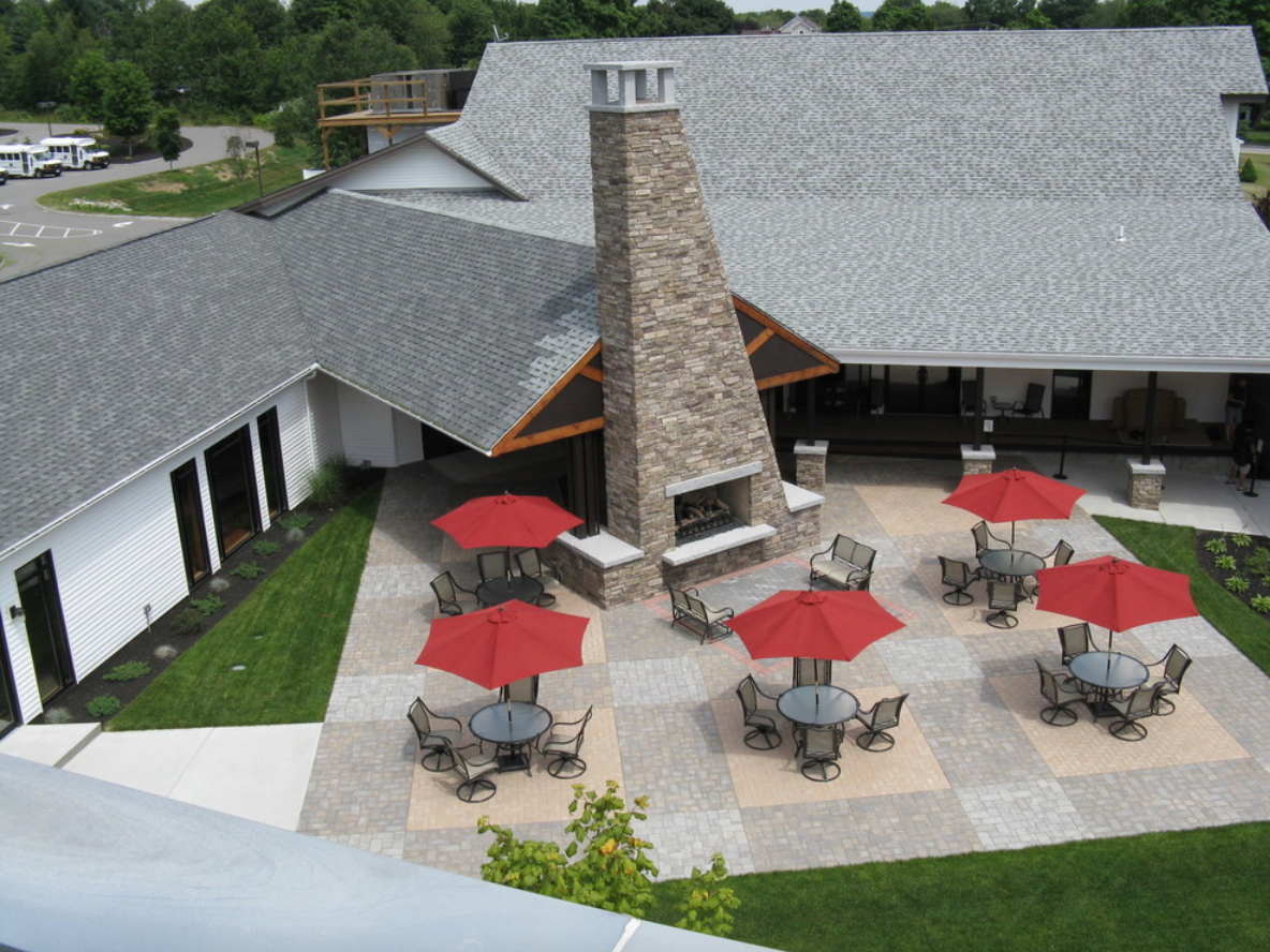 Commercial landscape design in Laconia, NH