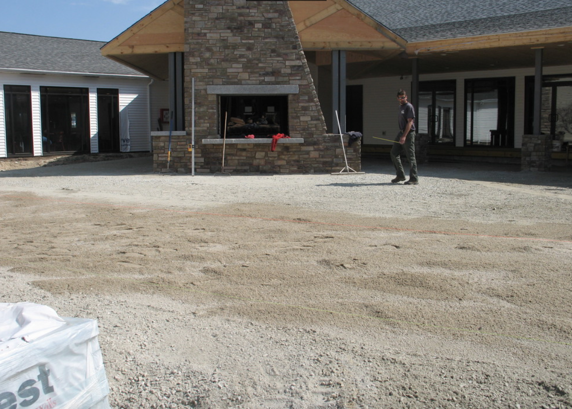 Landscaping services, including landscape design and masonry in Laconia, NH