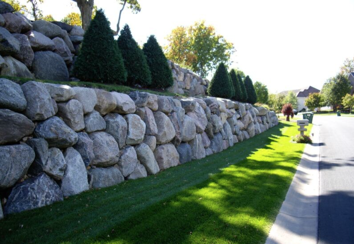 Certified landscaper in Milford, NH for landscape design