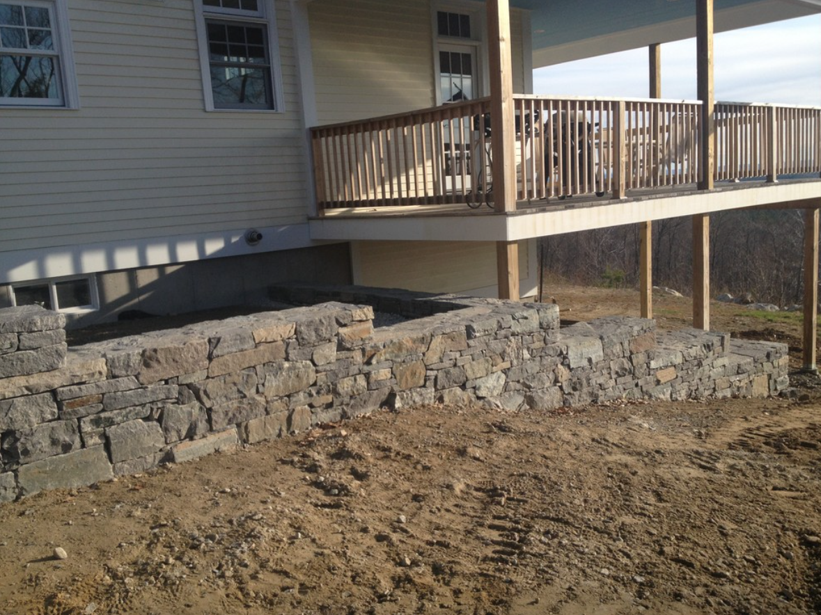 Landscape design and installation in Lexington, MA