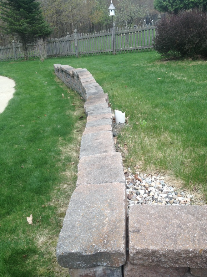 Landscape design and masonry by certified landscaper in Newton, MA