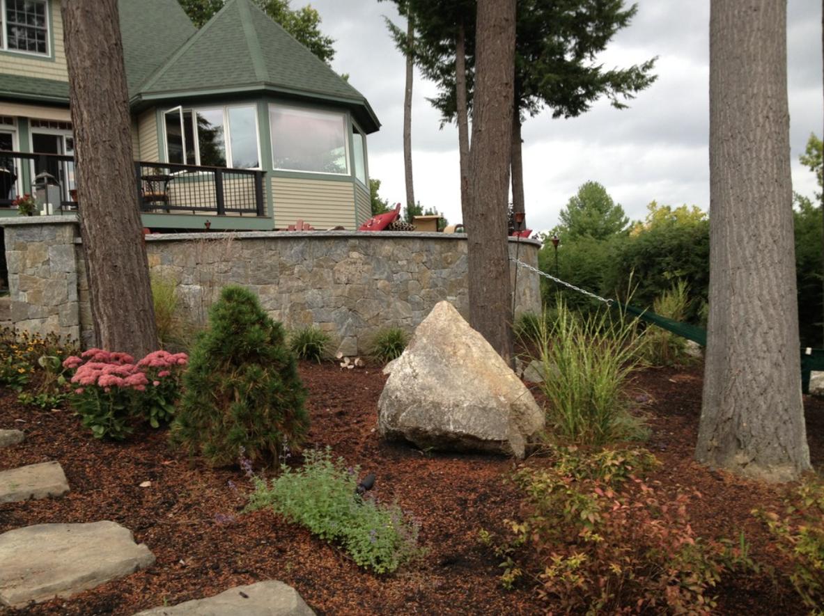 Landscape design | Amherst, NH