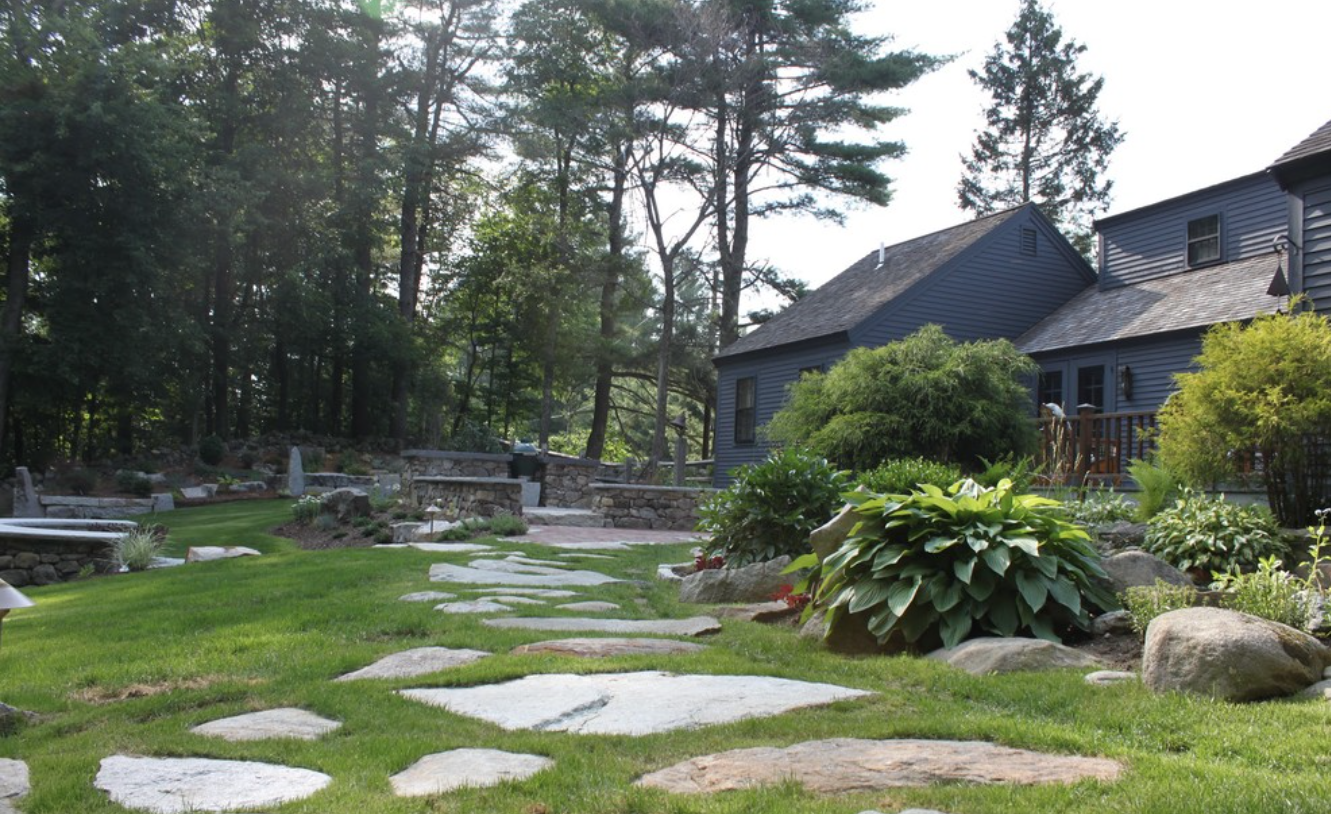 Landscape design and masonry in Laconia, NH