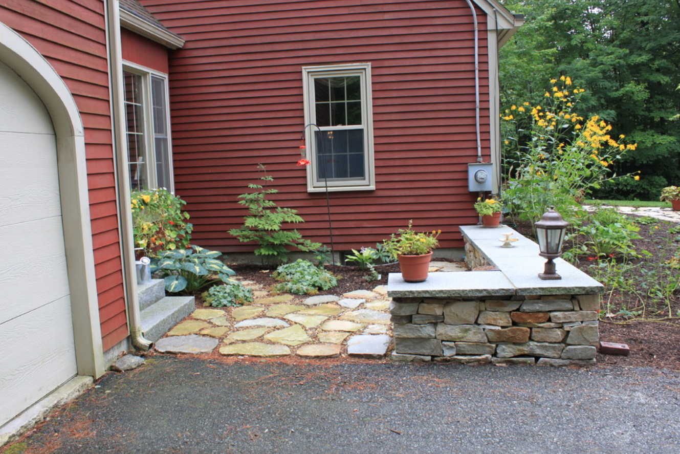 Hollis, NH best landscaping services, including masonry