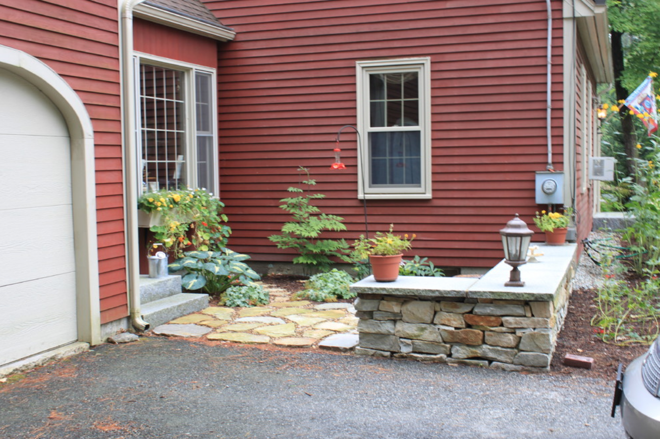 Masonry and other landscaping services in Concord, NH