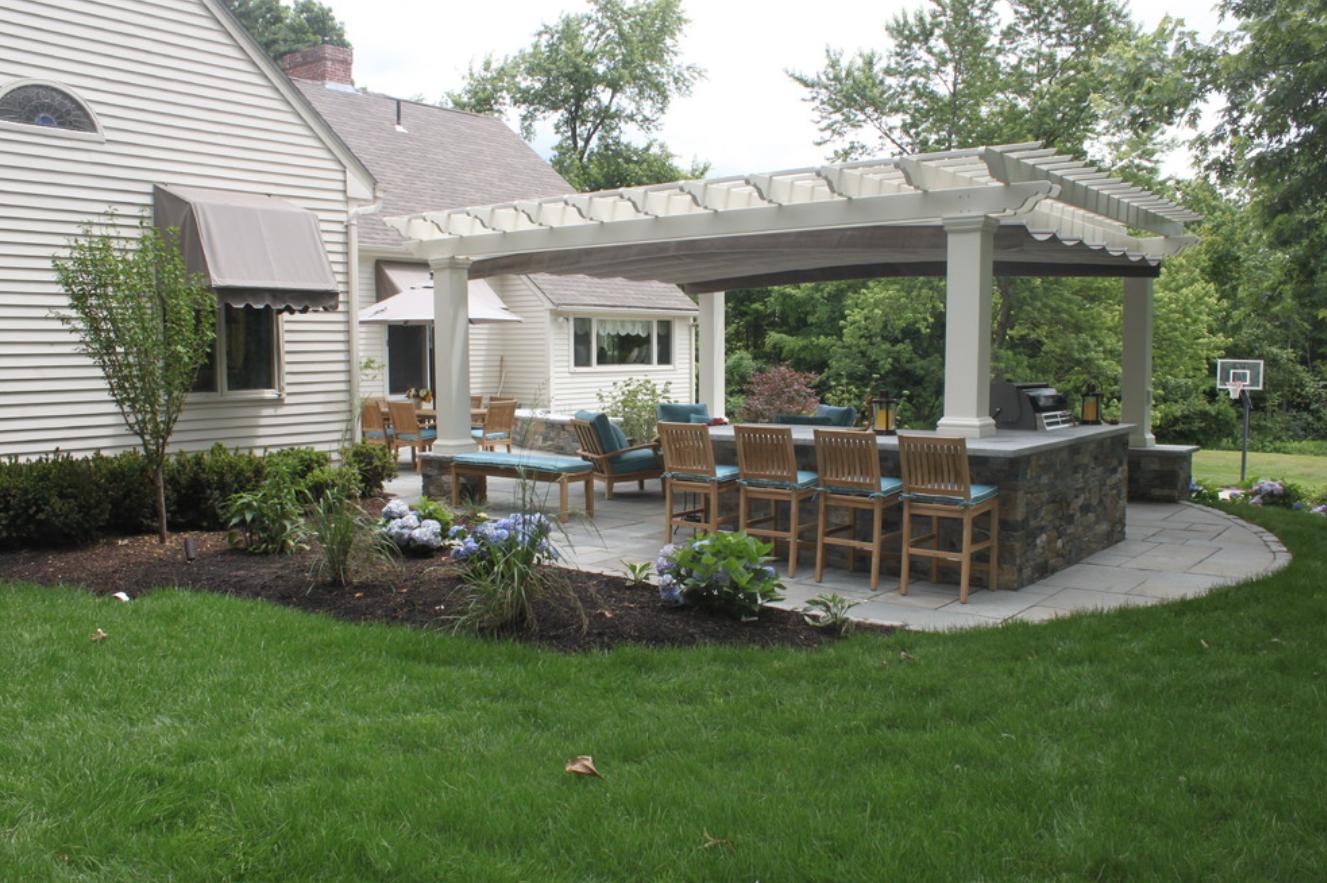 Best Outdoor Fireplace Ideas in Hollis, NH