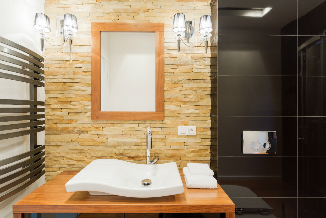 How a Mason Can Upgrade Your Bathroom in Laconia NH