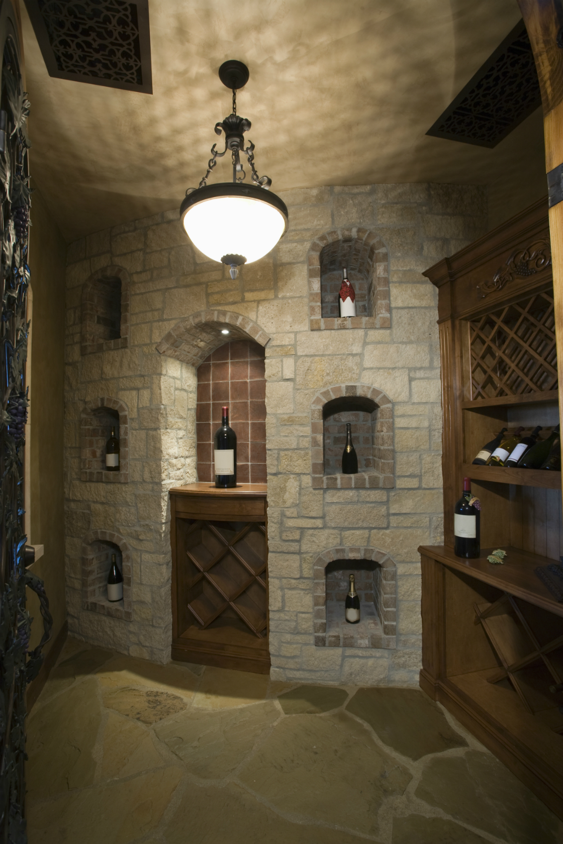 Turn Your Basement Into A Wine Cellar With The Help Of A Mason In Westford Northern Lights