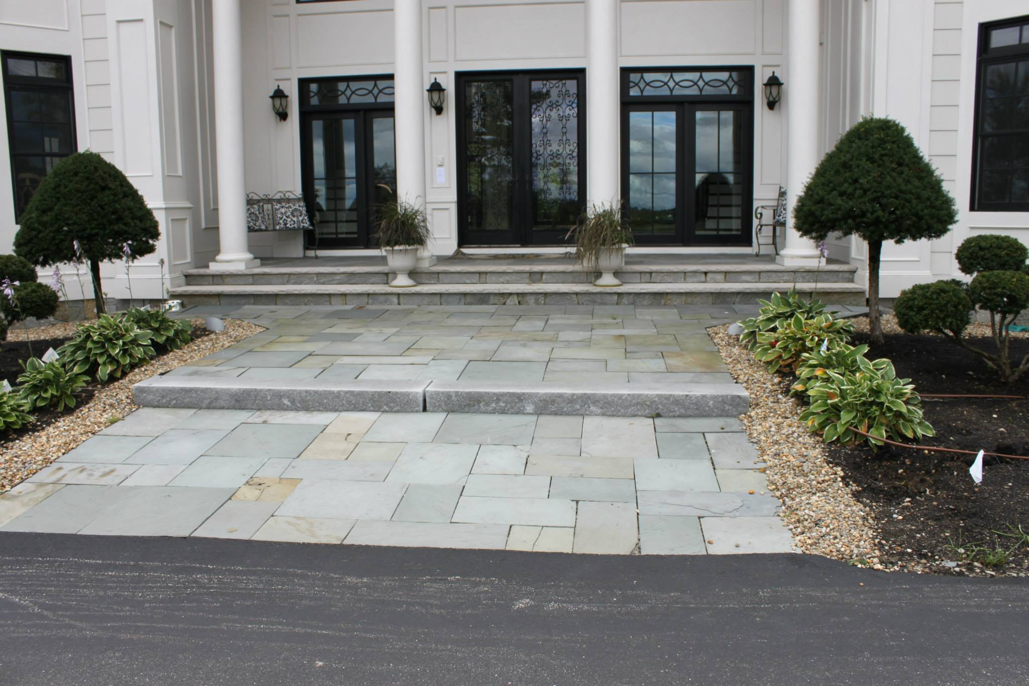 Improve Your Curb Appeal with the Help of a Mason in Waltham MA