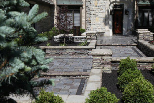 Modernize Old-World Charm With Classic Brick and Natural Stone Masonry in Amherst, NH
