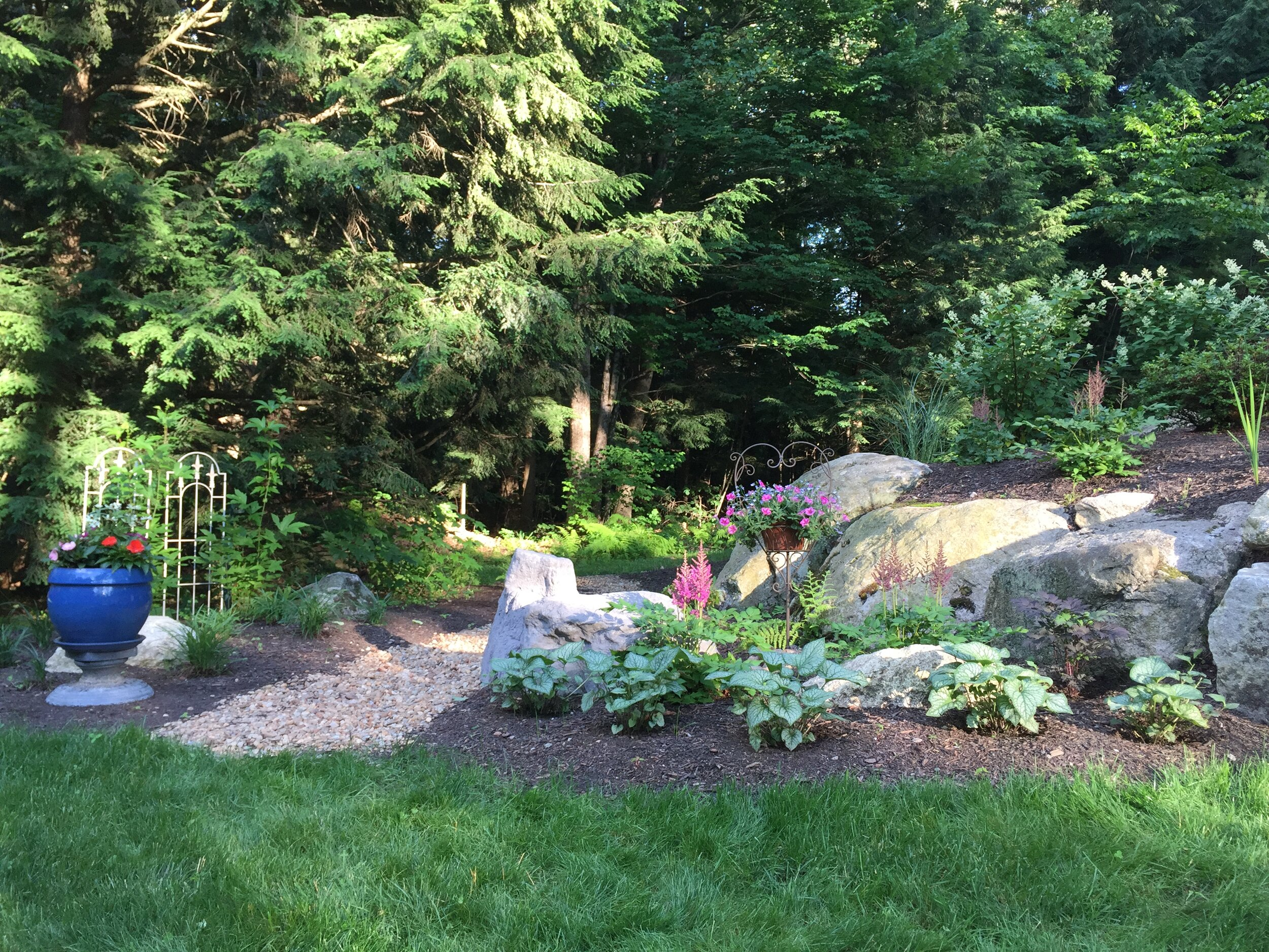 Keeping Your Fall Perennials Healthy with Proper Landscaping in Amherst, NH