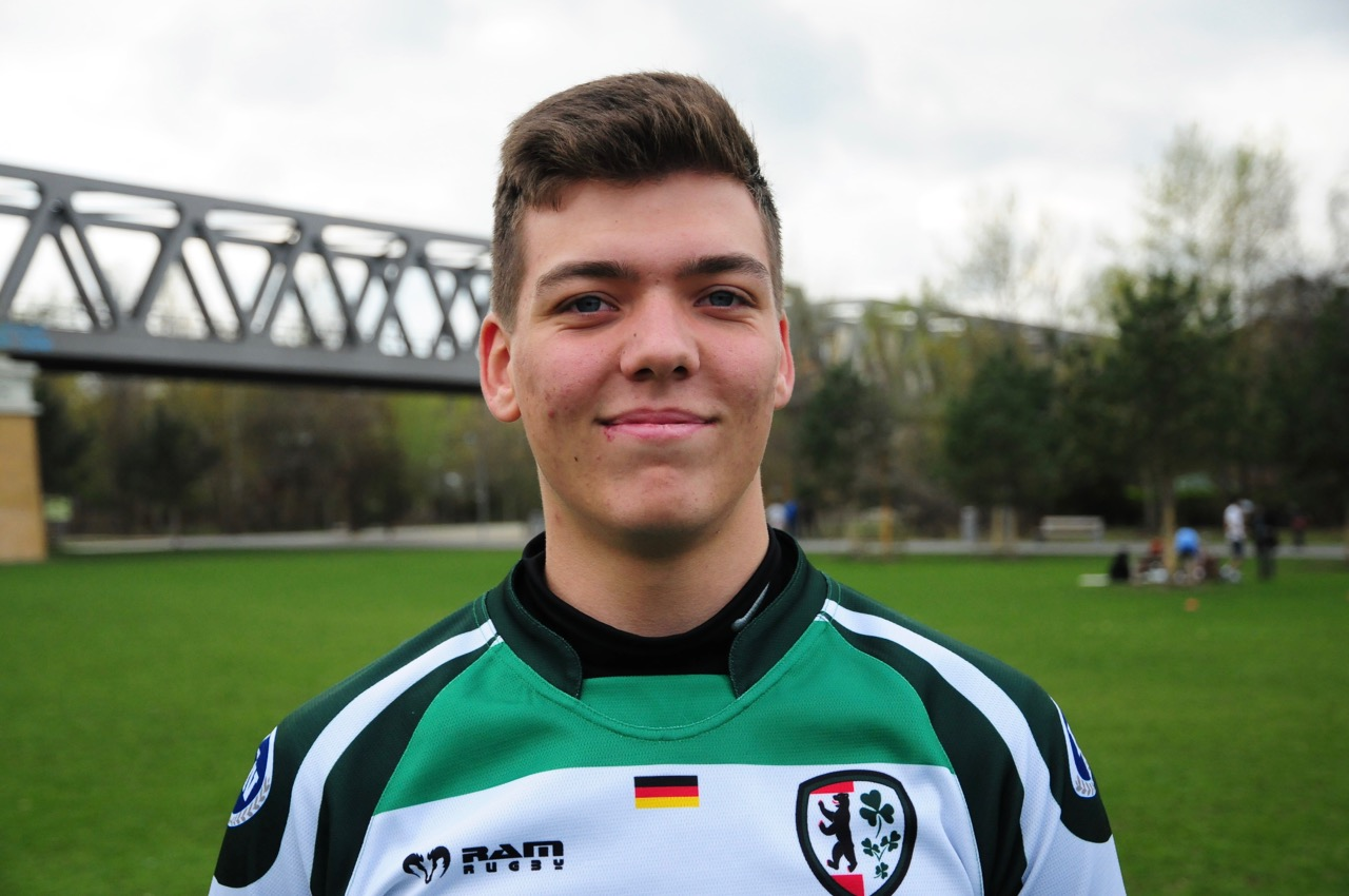 Lock -  Florian Dercks  (GER)