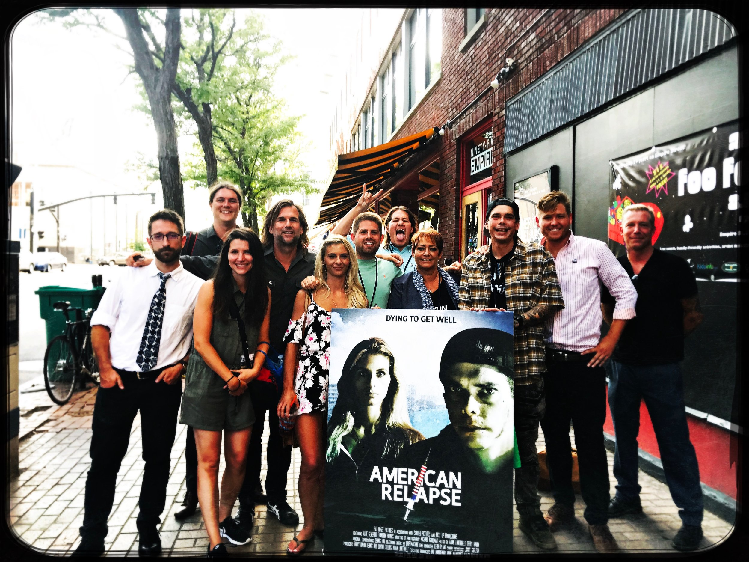 American Relapse Cast And Crew.jpg