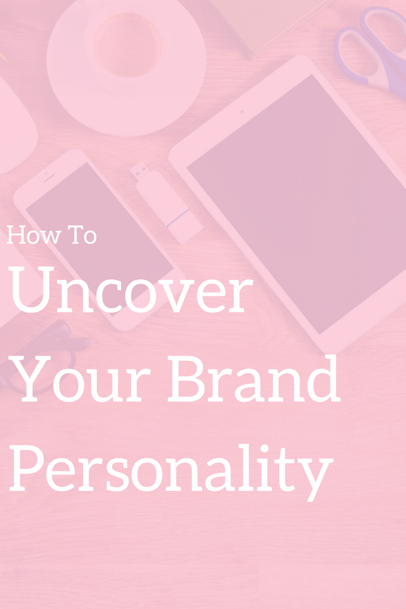 What's Your Brand Personality