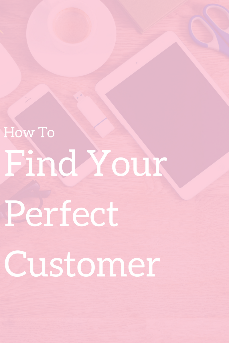 Become Your Perfect Customer