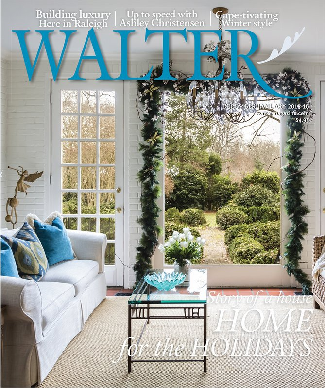 Walter Magazine | December/January 2015-2016