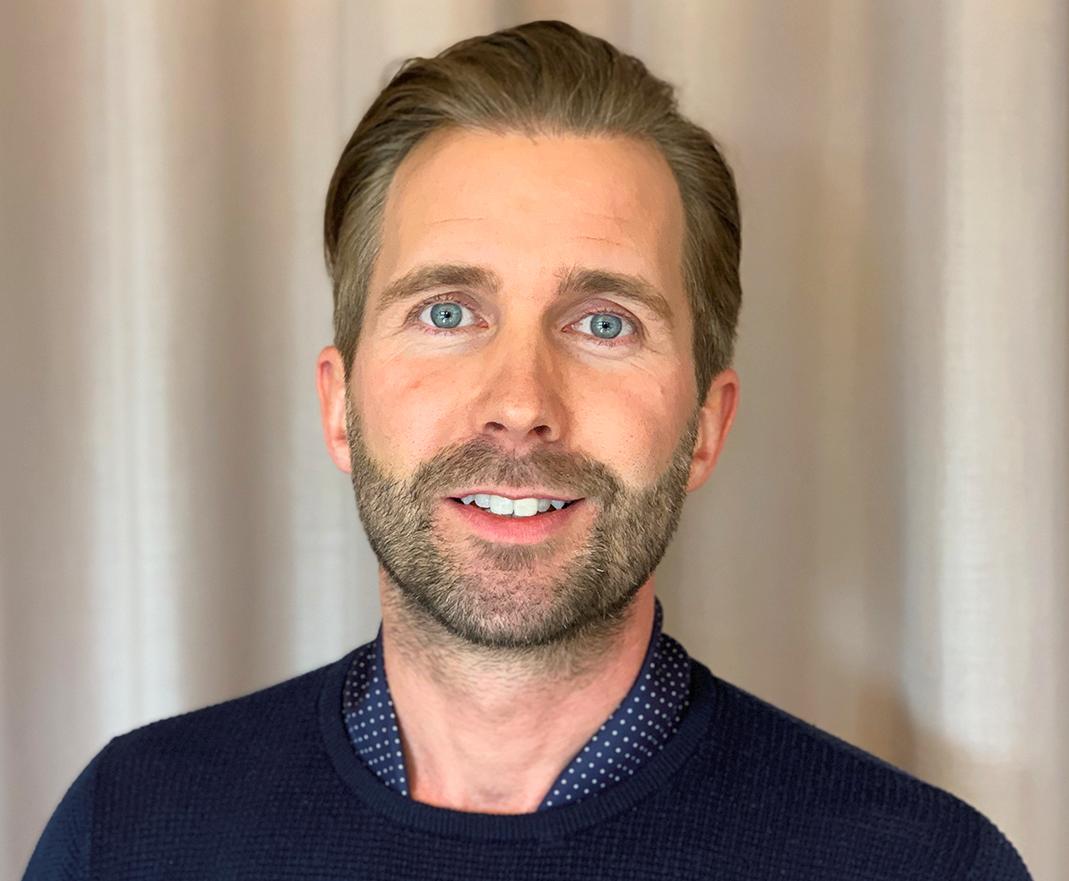 Andreas Svensson, Digital Innovation Lead at Pfizer.