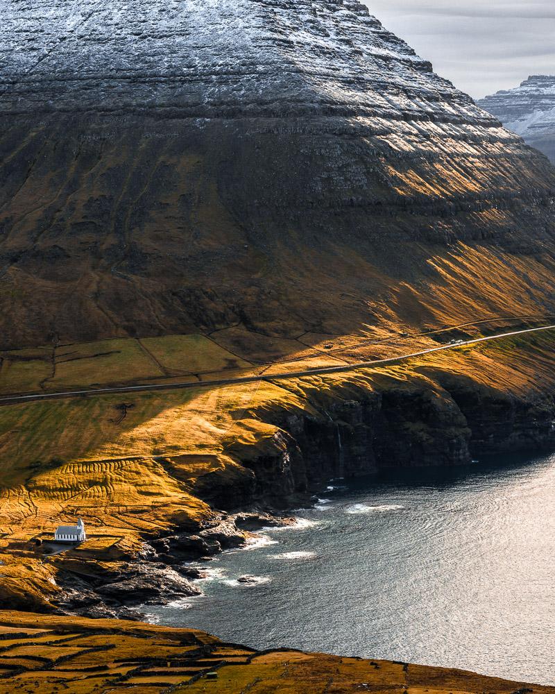 JULY - IMAGE 2 - Faroe Church