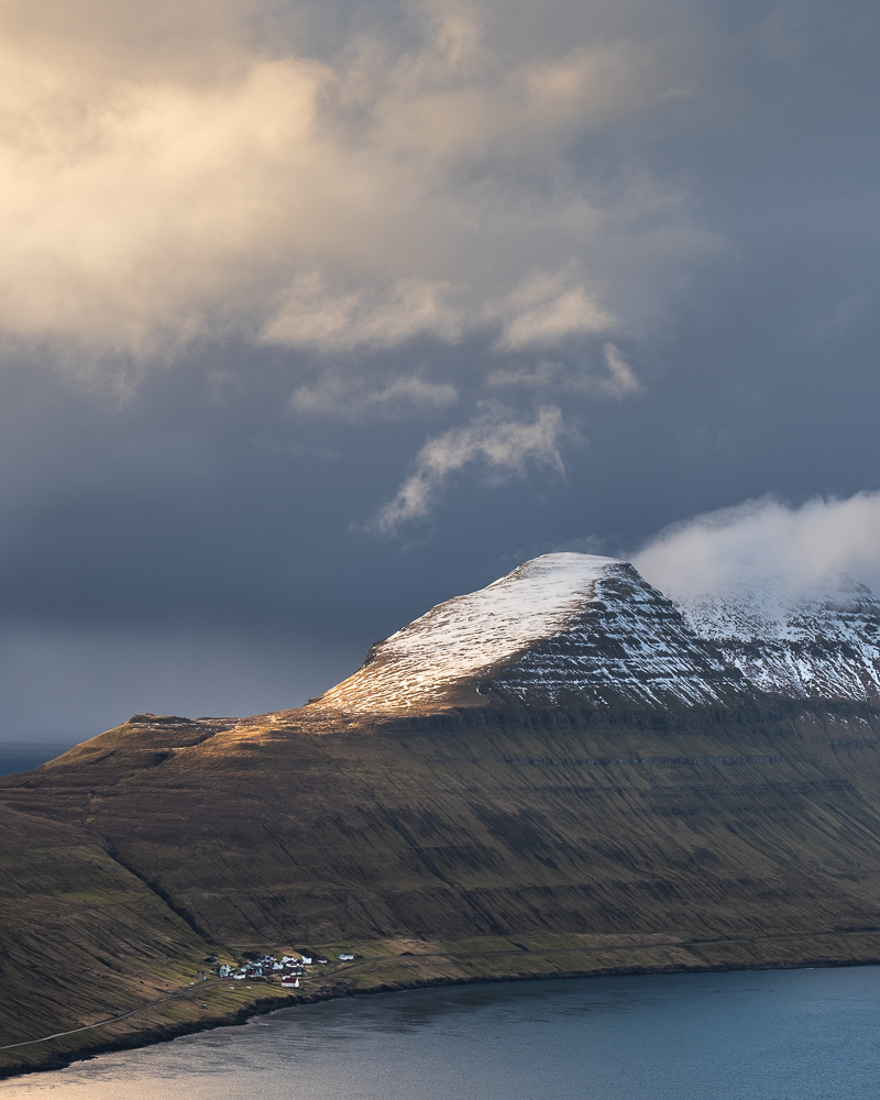 JULY - IMAGE 1 - Faroe Village