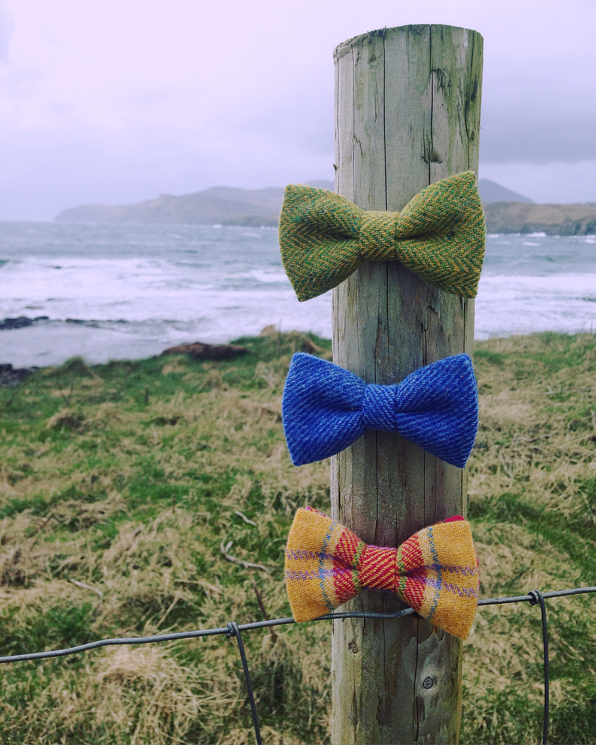 Orwell & Browne - Donegal Tweed - Made In Ireland