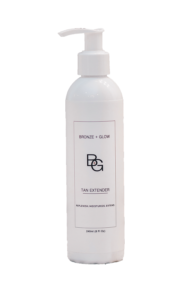 B+G Tan Extender Lotion $23 (8 oz)