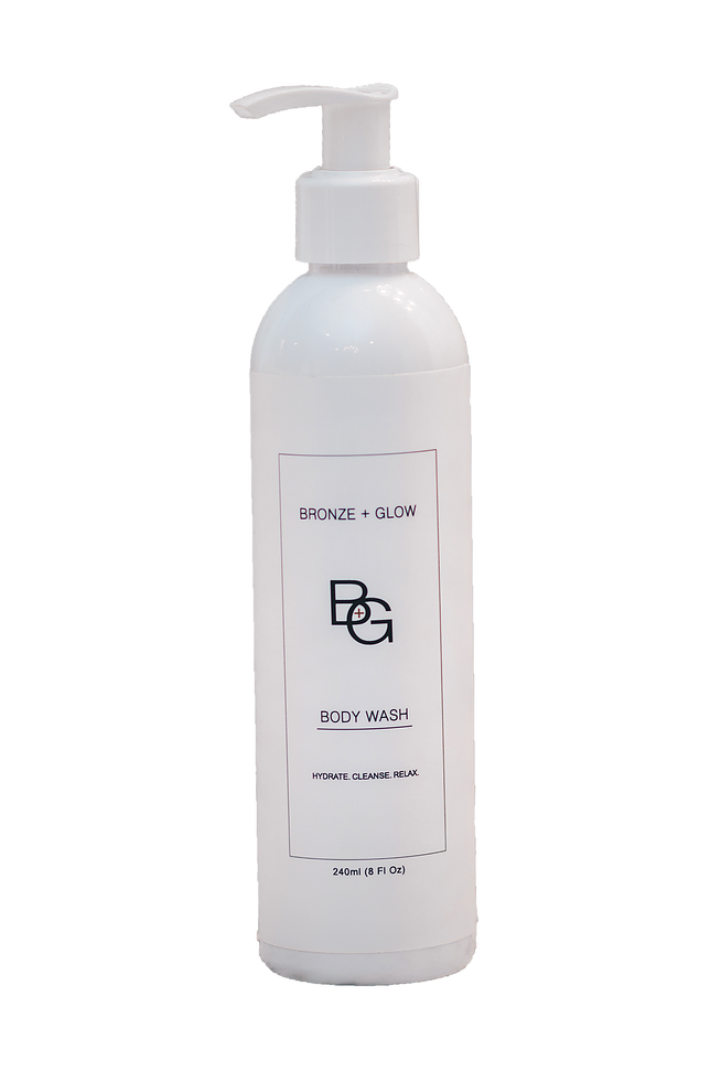 B+G Body Wash $20 (8 oz)
