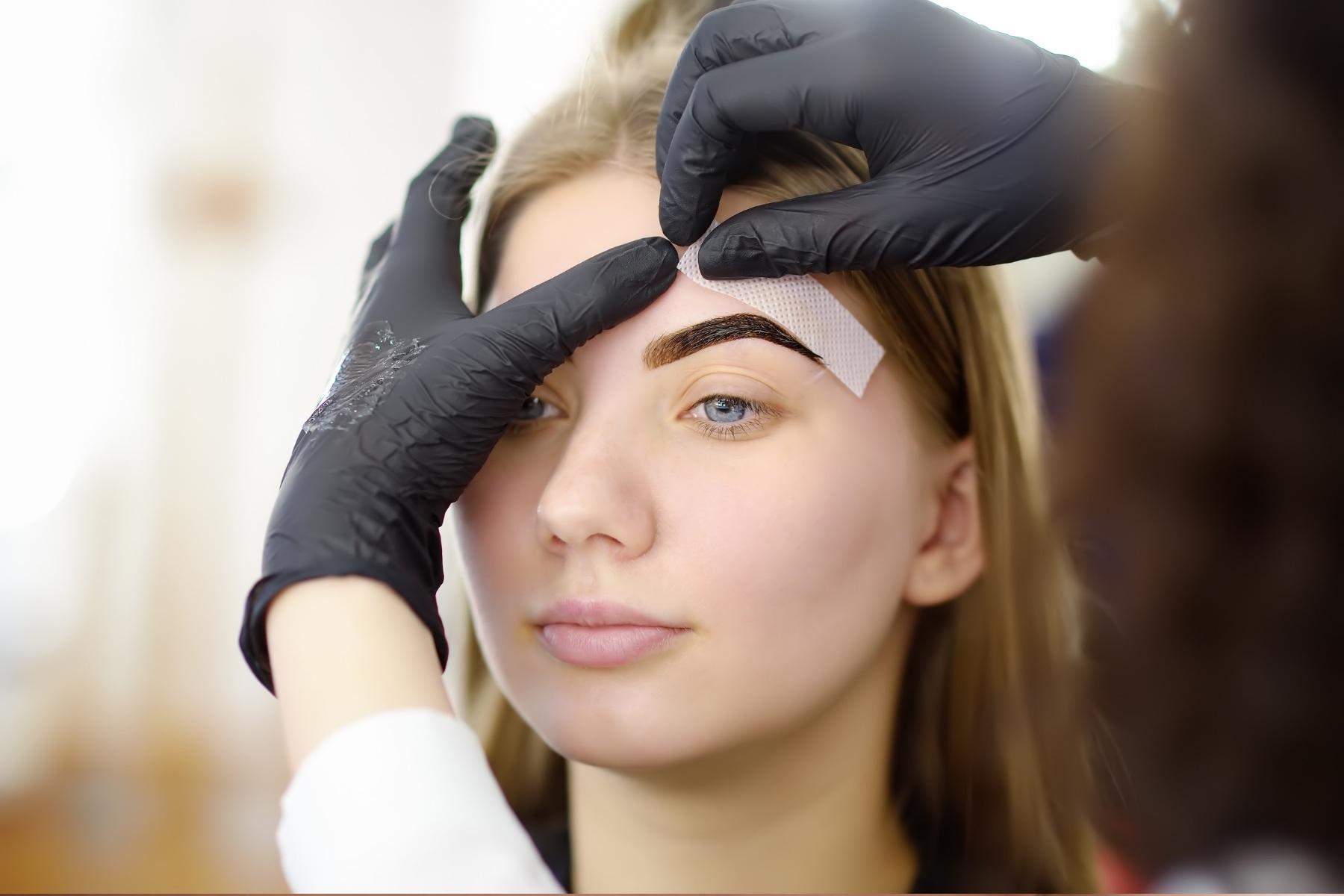 Facial Waxing -