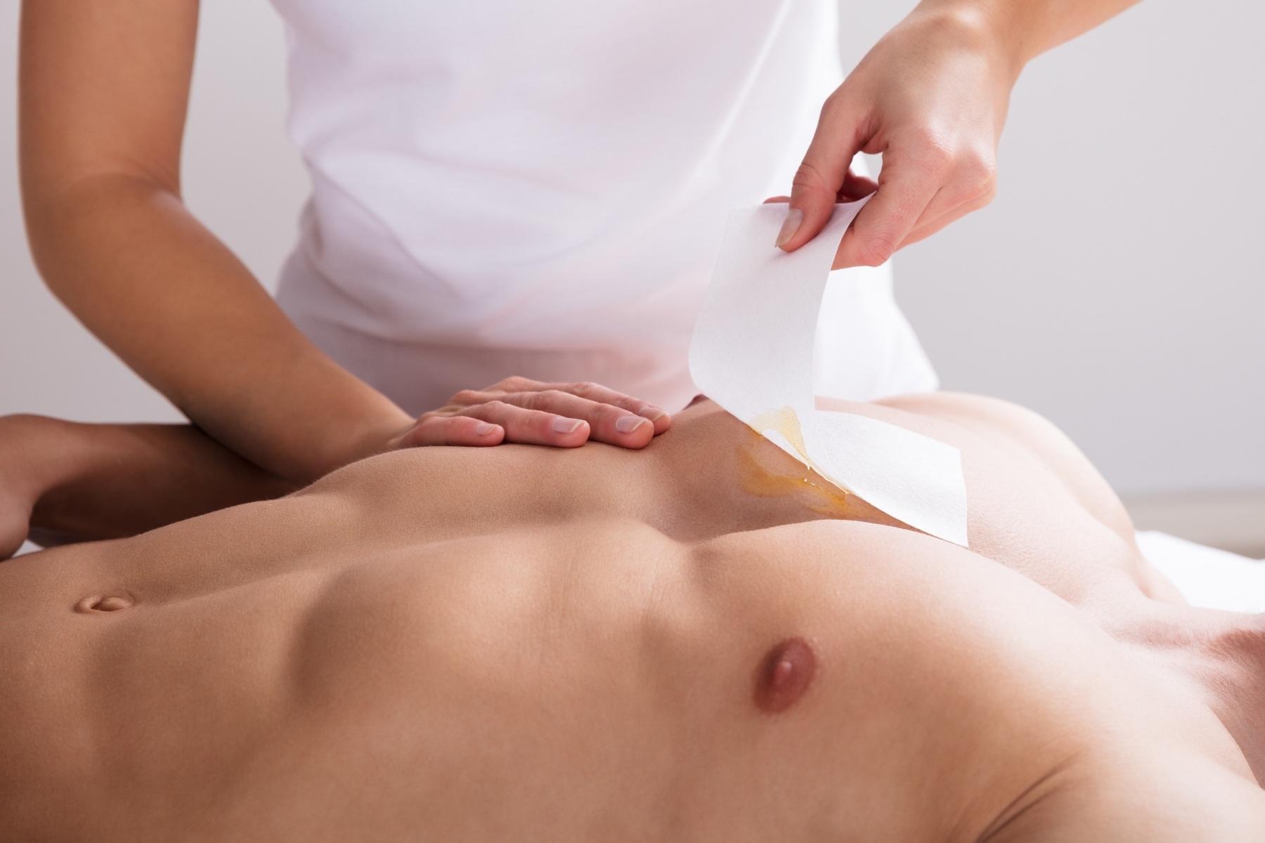 Full Body Waxing -