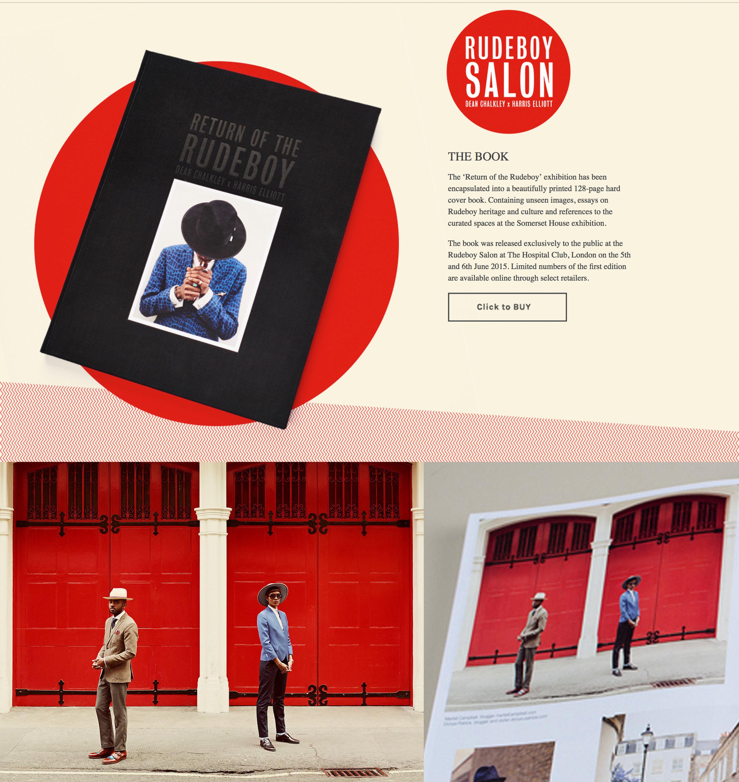 Return of The Rudeboy Exhibition/Book