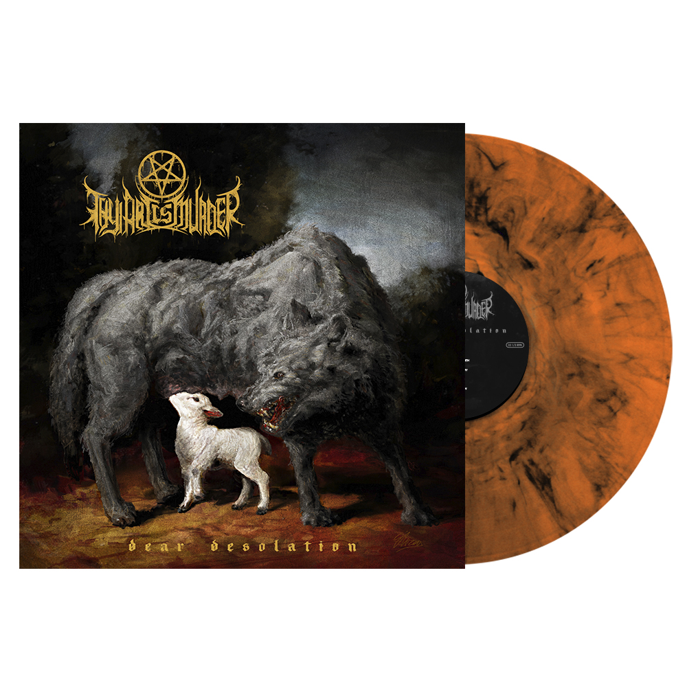 Thy Art Is Murder - Dear Desolation LP (Orange and Black Marbled Splatter).jpg