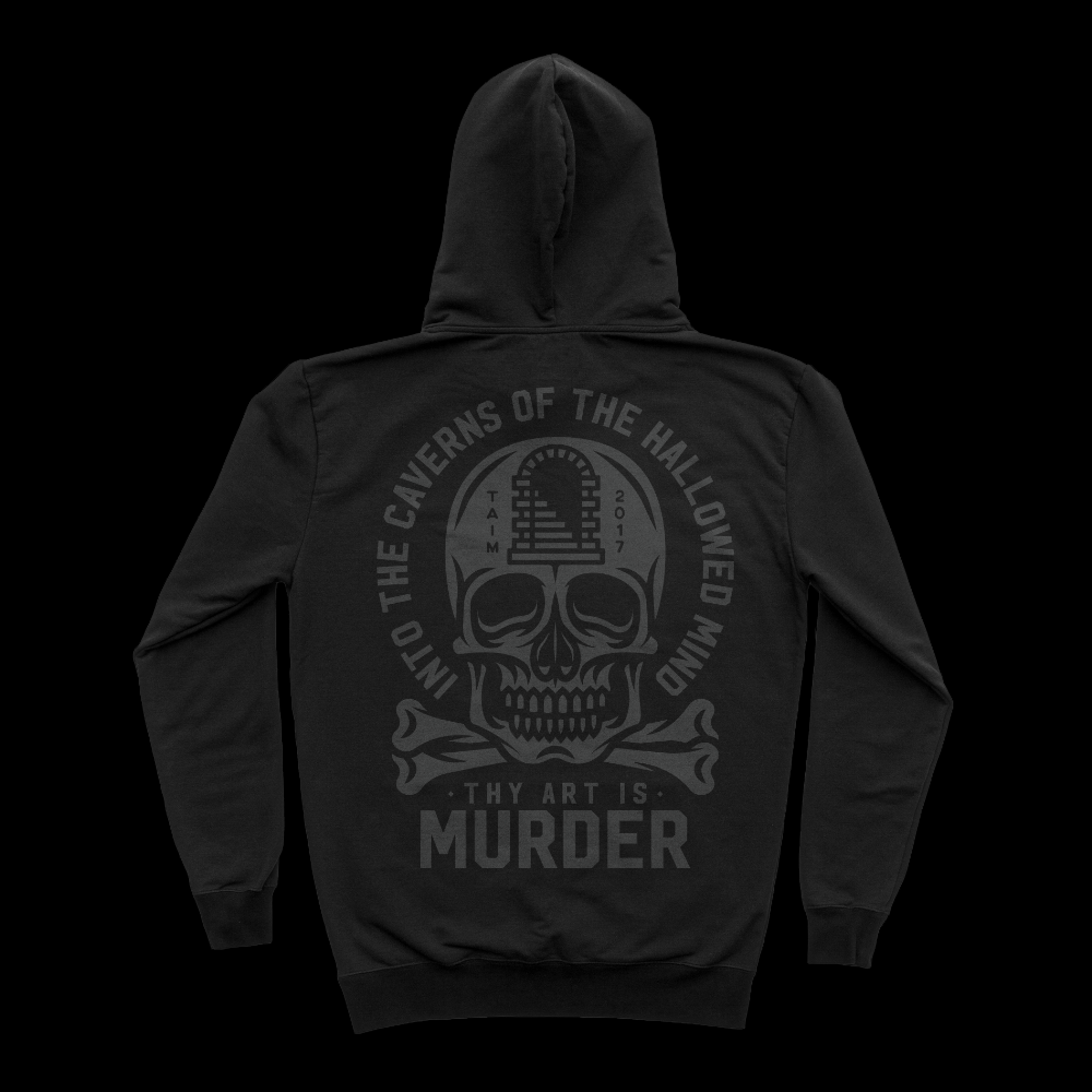 TAIM Hallowed Mind Hoodie BACK MOCK.png