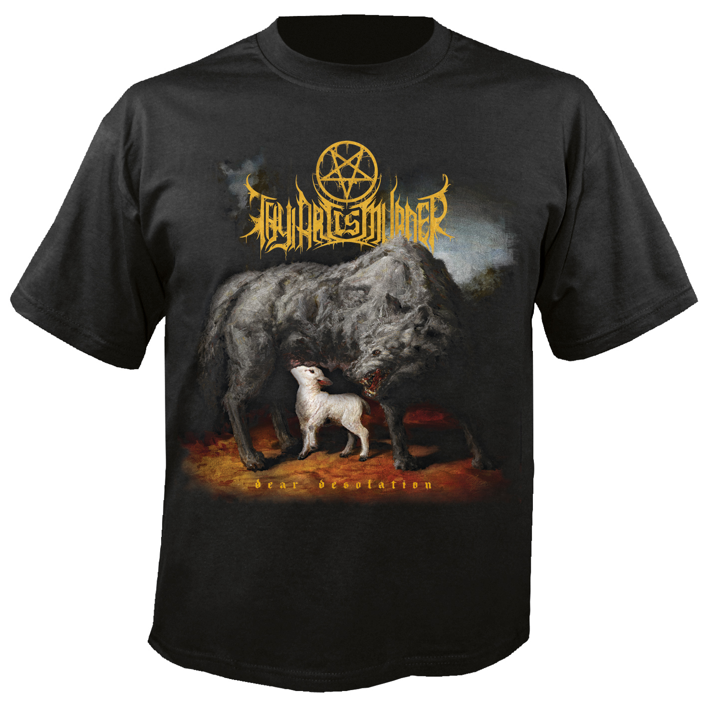 Thy Art Is Murder - Dear Desolation TS front.jpg