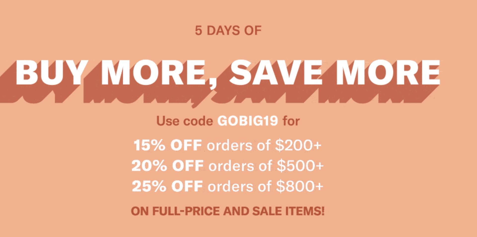 Shop Bop Sale