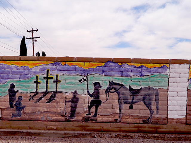 History of Las Cruces