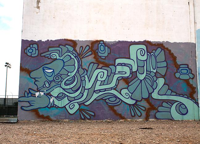 Untitled Spray Paint Artist Unknown Date Unknown