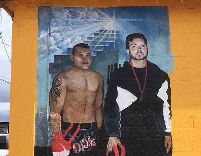Guzman's Sport Karate Kickboxing  N. Main st.