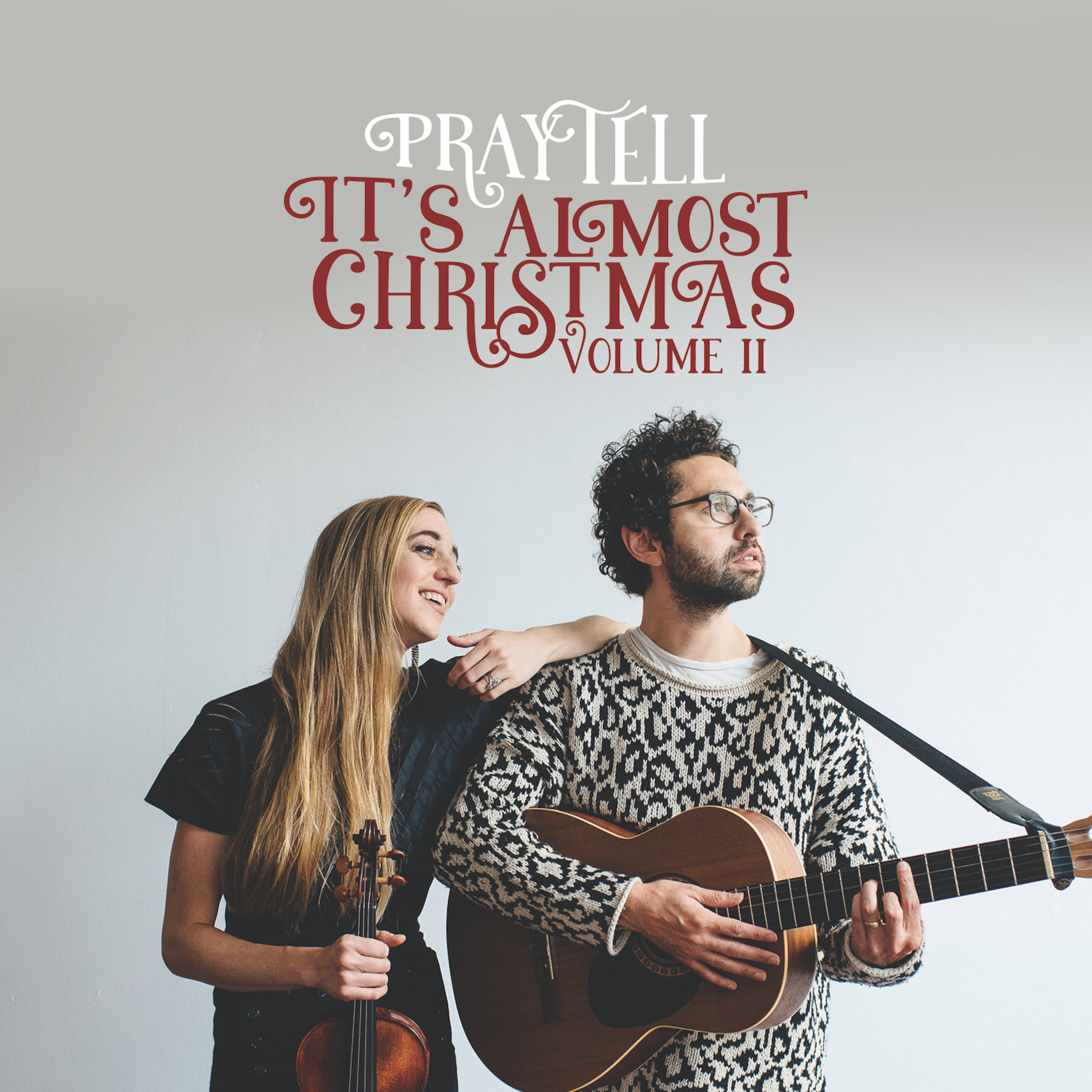 IT'S ALMOST CHRISTMAS, VOL. 2 -
