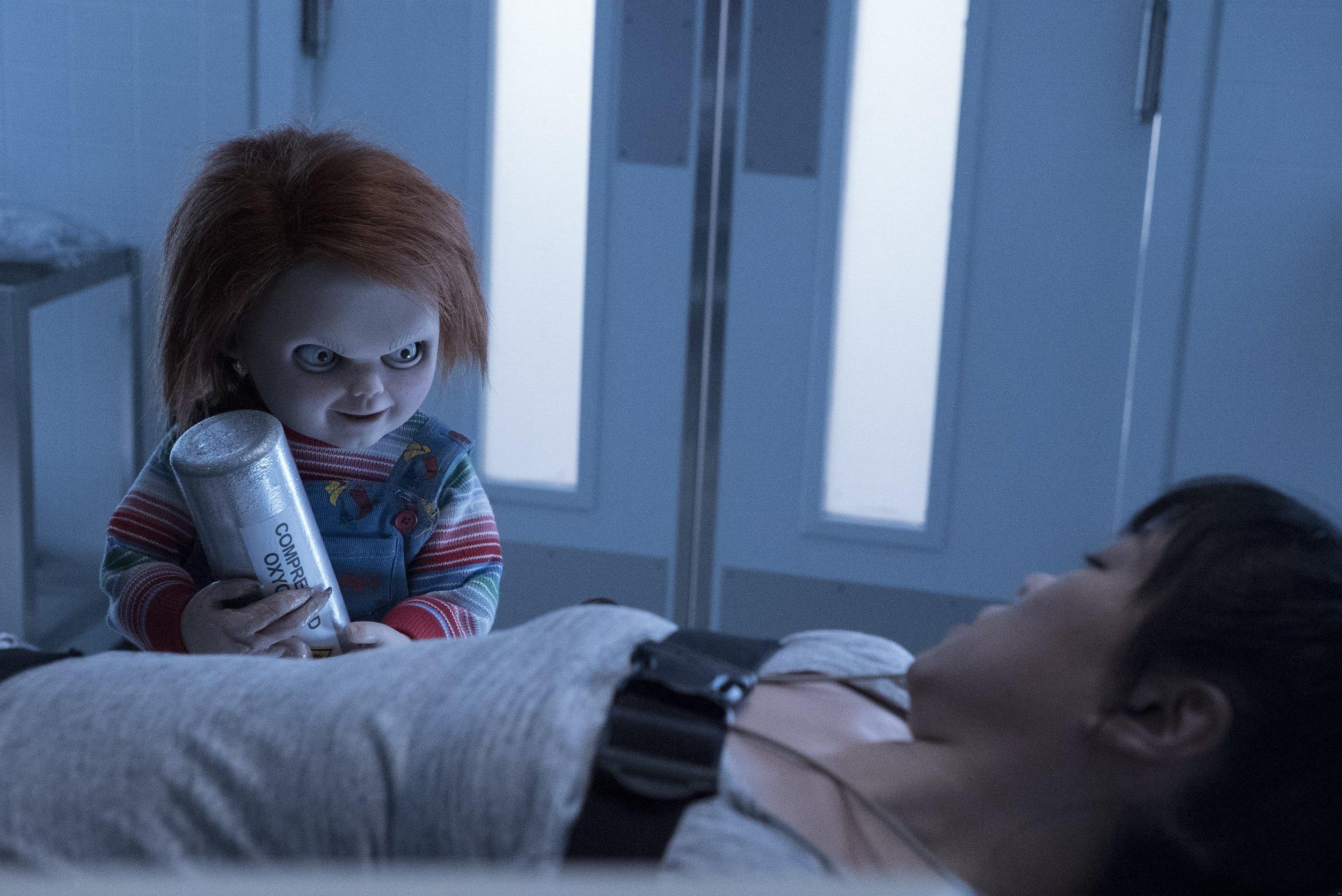 Cult of Chucky (Netflix)